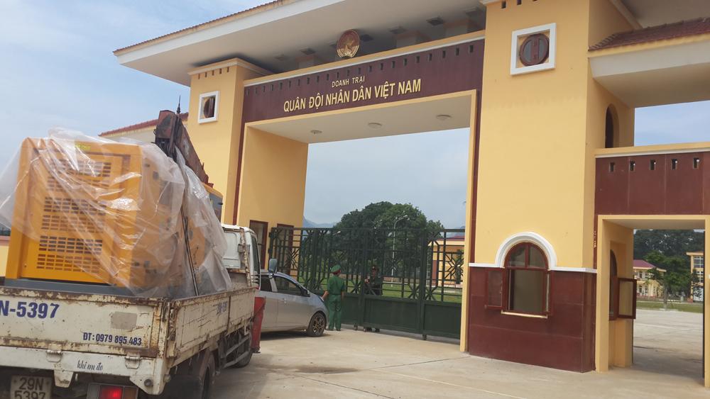 Dự Án Lữ Đoàn 139 - Bộ Quốc Phòng